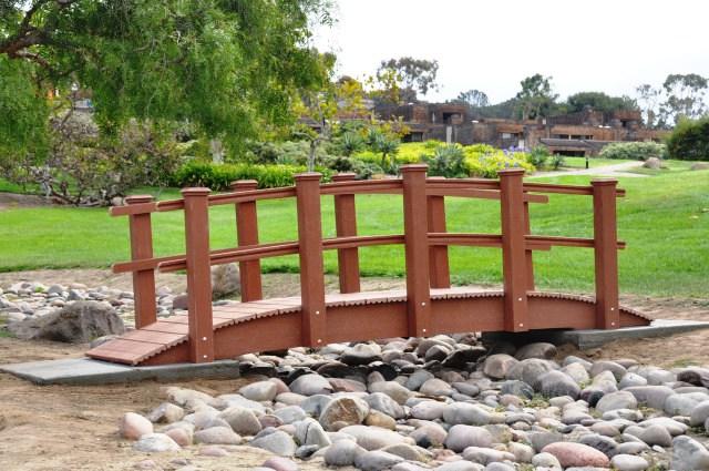 12ft garden bridges