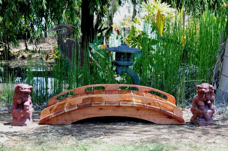 Best selling bridges for Japanese garden bridge plans