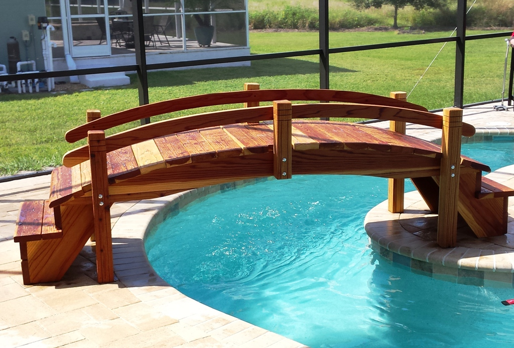 Pool Bridges or Step Bridges