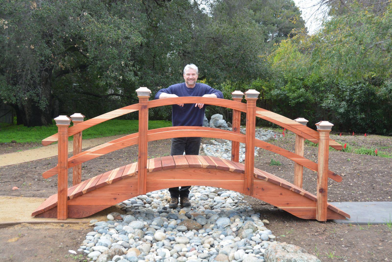 Garden bridge 9