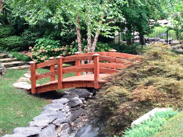 Garden bridge 8