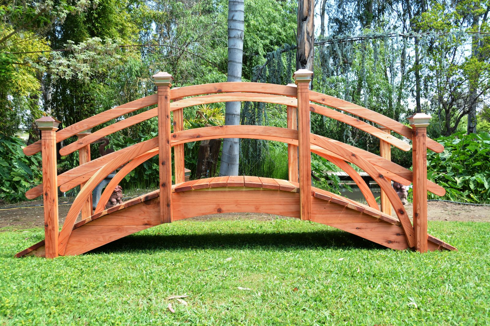 Charming We Have Already Had Great Feedback On This Style And Design. Please Call  Redwood Garden Bridges To Place Your Order