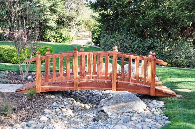 12 Foot Spindle Bridges