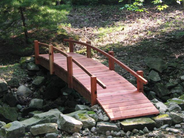 18 Foot Short Post Bridges