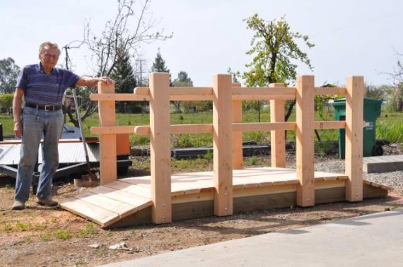 Horse Trail Bridges When you need a Super Heavy duty Trail Bridge to train your horse on, or to get it ready for the trails or competition. Here you go a strong bridge built to han