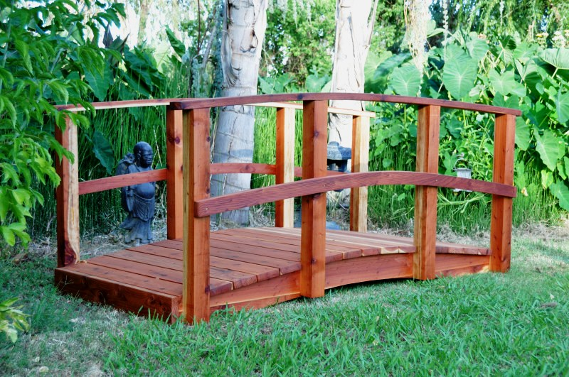 Country Style Bridges 6ft