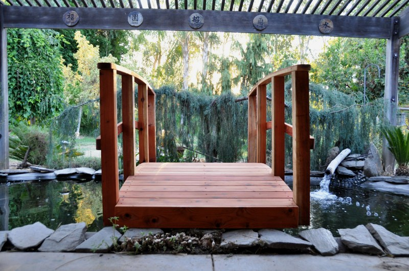 Country Style Bridges 8ft