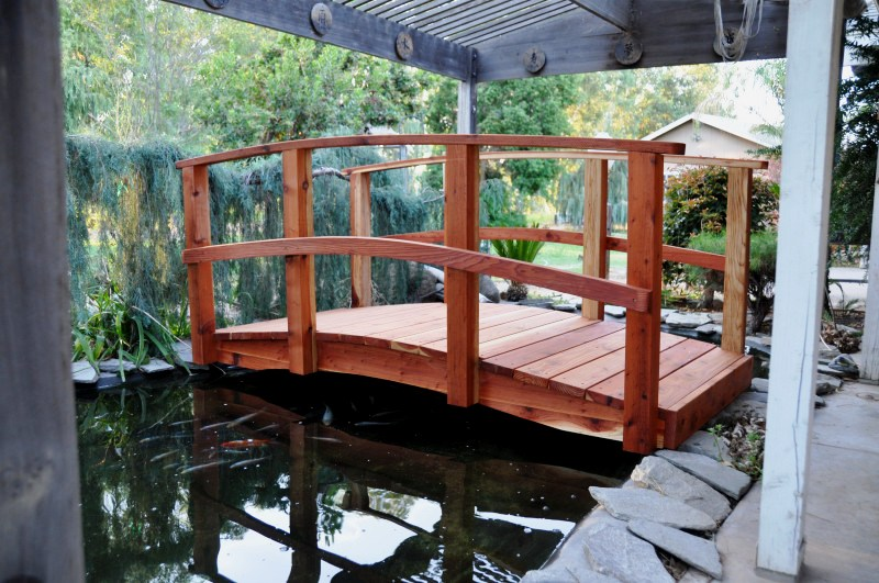 Country Style Bridges 10ft
