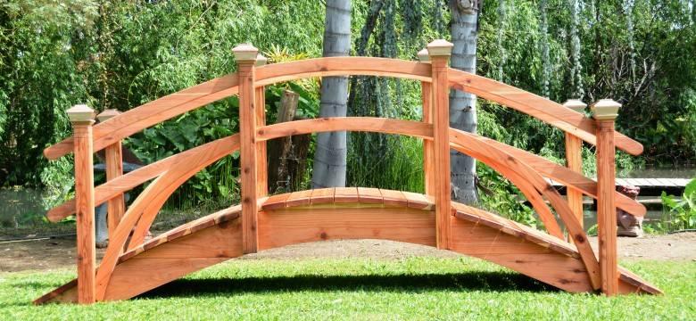 Redwood Garden Bridges - Best Service, Design and Craftsmanship